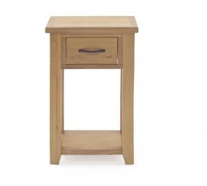 Amore-Oak-Telephone-Table