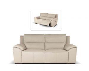 Calia-Italia-Olmo-Leather-Recliner-Sofa