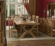 Carlton Furniture Chateau Dining and Occasional Furniture