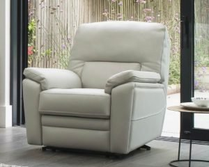 Parker Knoll Hampton Leather Armchair