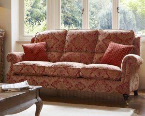 Parker Knoll Oakham Fabric Sofa