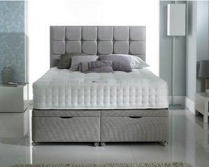Relyon Natural Ortho 1050 Pocket Sprung Firm Divan Bed