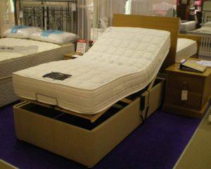 Salus Adjustable Bed – Viscool 1200