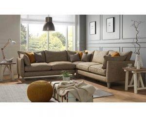 Terence Conran Aster Corner Fabric Sofa