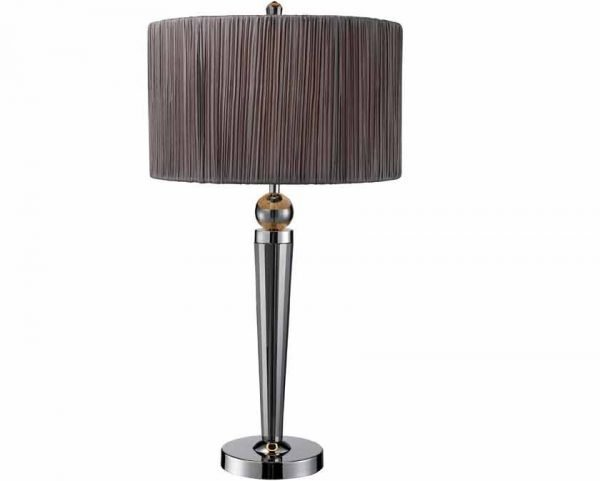 Spencer Table Lamp Crystal Spheres Iron 3 Light Table Lamp Accent Modern