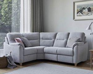 G Plan Spencer Fabric Modular Corner Sofa