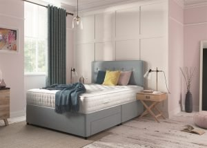 Grasmere Natural 1000 Divan Bed