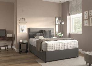 Langdale Natural 1400 Divan Bed