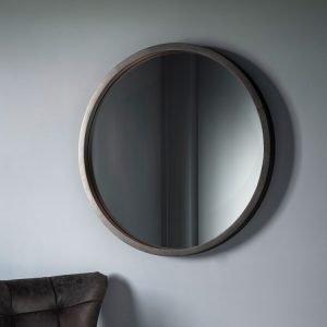 Boho Boutique Round Mirror
