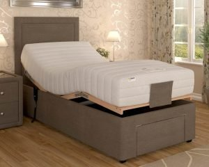 MiBed Lindale Adjustable Bed by Furmanac