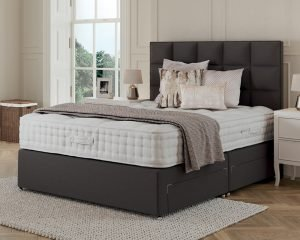 Relyon Royal Osbourne 2000 Pocket Sprung Divan Bed