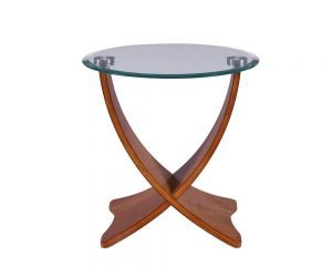 Sienna Walnut Lamp Table – JF309