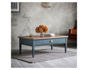 Bronte 1 Drawer Coffee Table - Storm