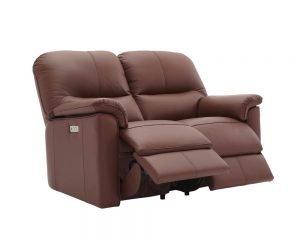 Chadwick 2 Seater Recliner Sofa Kensington Conker