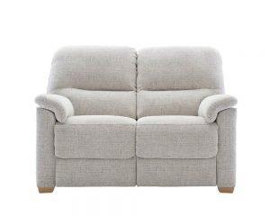 G Plan Chadwick 2 Seater Fabric Sofa