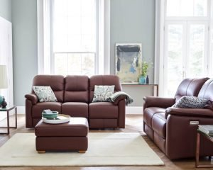 G Plan Chadwick Leather Sofa Collection