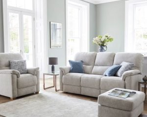 G Plan Chadwick Fabric Sofa Collection