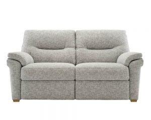 G Plan Seattle Fabric 2 Seater Sofa