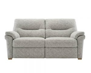 G Plan Seattle Fabric 2.5 Seater Sofa