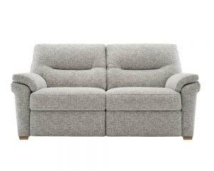 G Plan Seattle Fabric 2.5 Seater Sofa