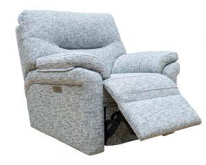 G Plan Seattle Fabric Recliner Chair