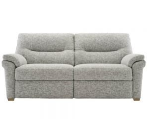G-Plan-Seattle-3 Seater Fabric-Sofa