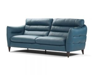 Calia Italia Cabrini Leather Sofa