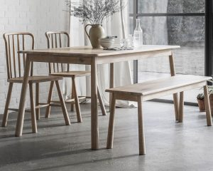 Hudson Living Wycombe Oak Living & Dining Furniture