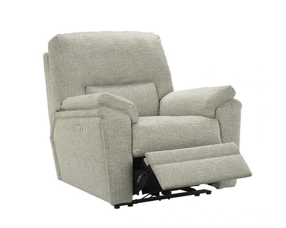 Parker Knoll Hampton Fabric Reclining Chair