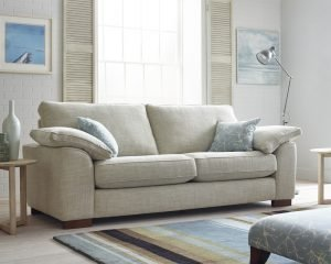 Alberta Fabric Sofa