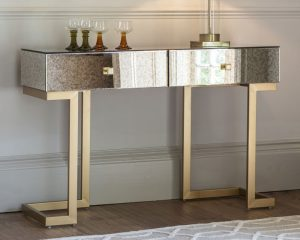 Amberley 2 Drawer Console Table